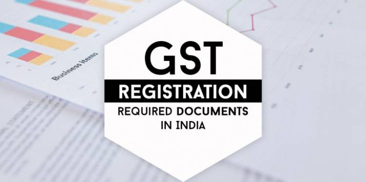Document needed for GST Registration