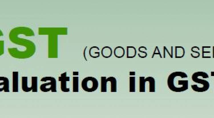 Valuation for Money Changing Business under GST as per Final Valuation Rules