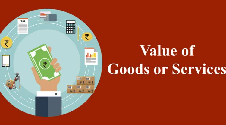 What is the meaning of Open Market Value of supply of goods or services under GST?