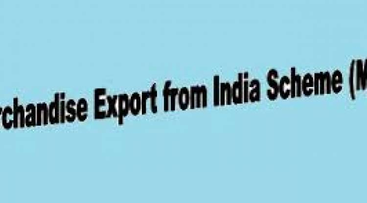 List of Notified Goods under Merchandise Exports from India Scheme