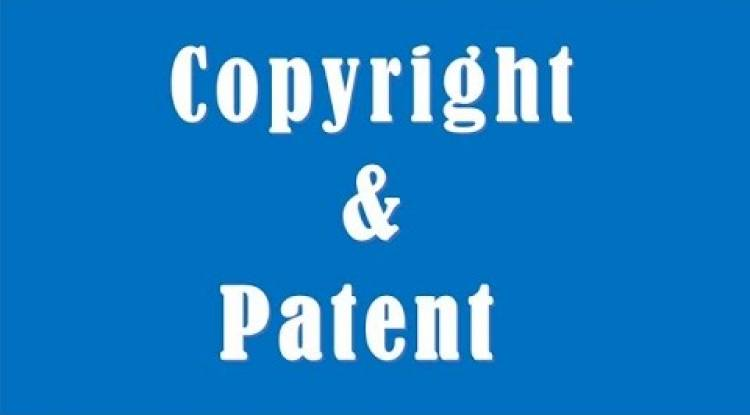 Difference between Copyright and Patent