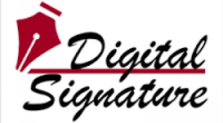 HOW LONG DOES IT TAKE TO OBTAIN A DIGITAL SIGNATURE?