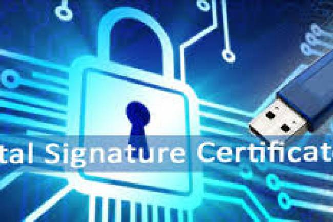 How can I apply for the Digital Signature Certificate (DSC) in India for registering a company as a one-person company? Answer Request