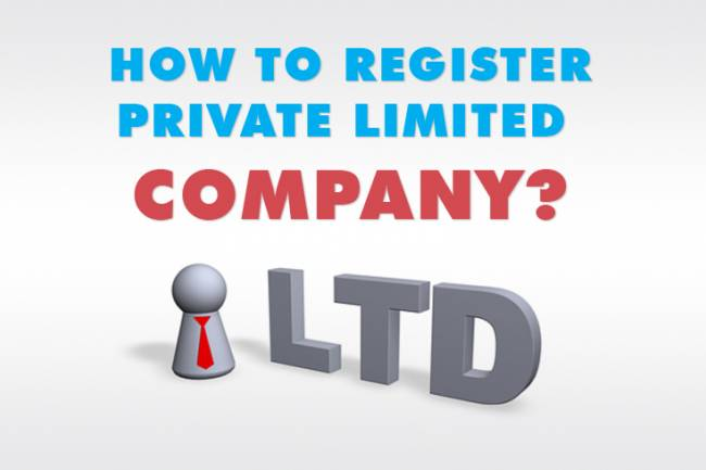 What are the procedures for private limited company registration?