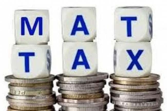 Minimum Alternate Tax or MAT