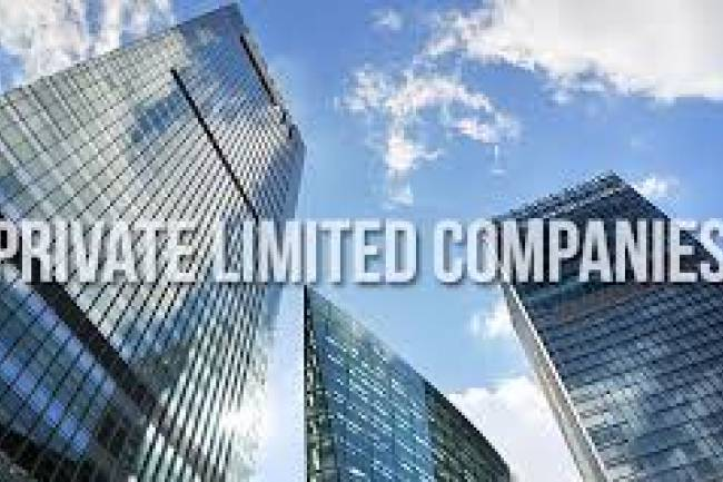 Private Limited Company Registration in India, Private Company registration
