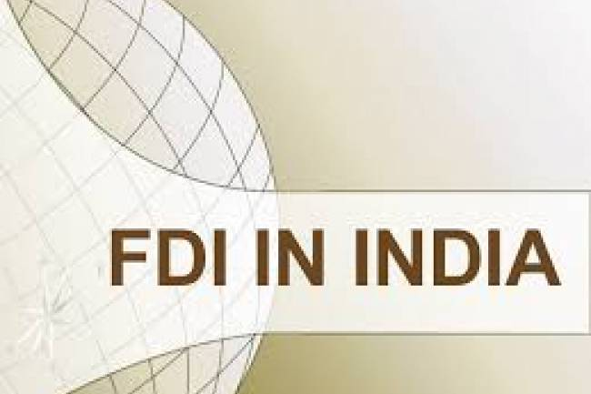 Foreign Direct Investment in India (FDI)