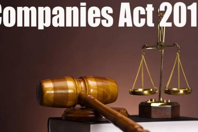 Companies Law Act 2013