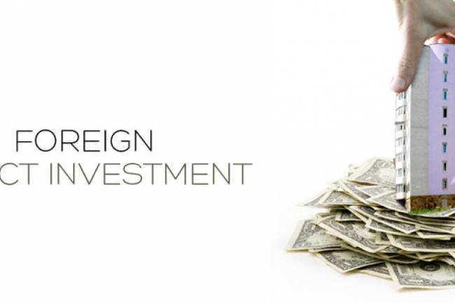 Foreign Direct investment in Real Estate