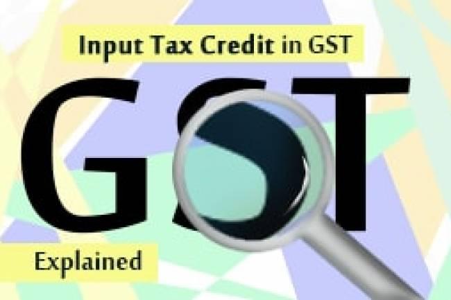 GST Input-Credit Tax: Definition & Claim Mechanism