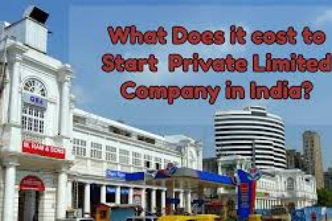 What Does It Cost To Start & Operate A Private Limited Company In India?