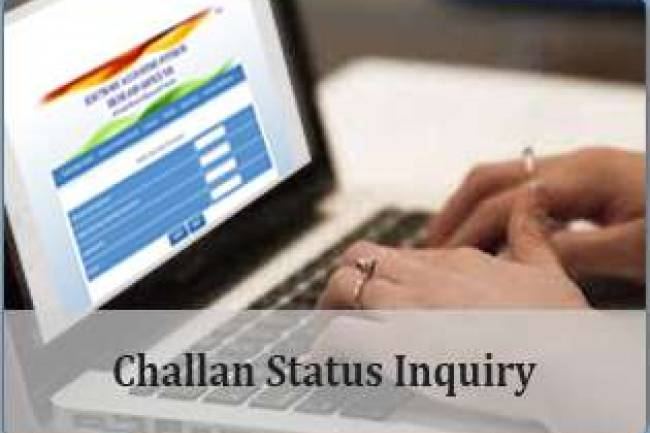 Service Tax Challan: Verification Of Paid Challan