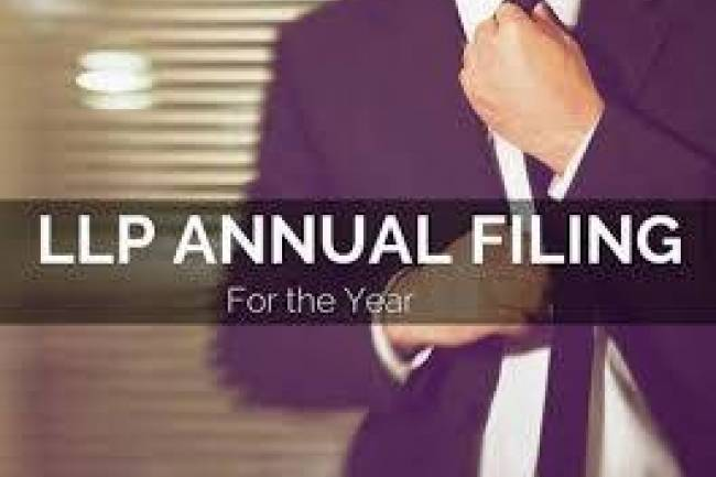 Annual Filings For An LLP