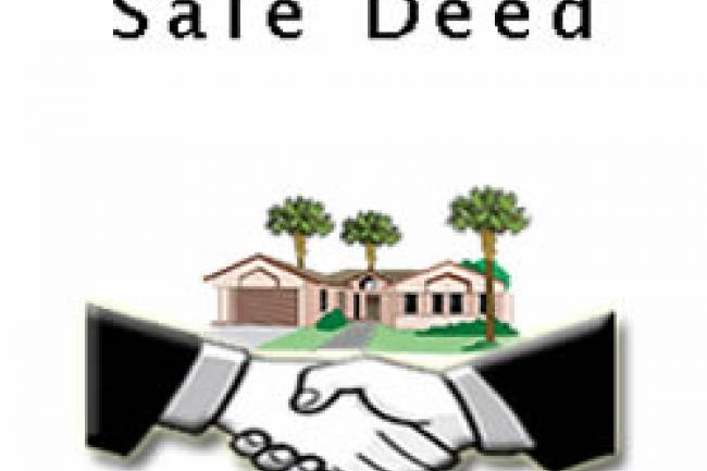 Requirements Of A Sale Deed