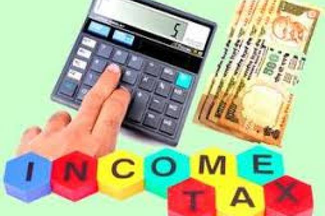 Calculation Of Income Tax