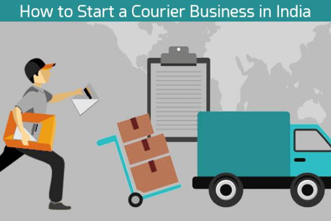 COURIER BUSINESS IN INDIA: HOW TO START