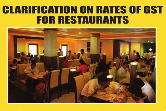 GST on liquor in restaurants in India – Why VAT and GST are charged together in restaurant bill? – With example