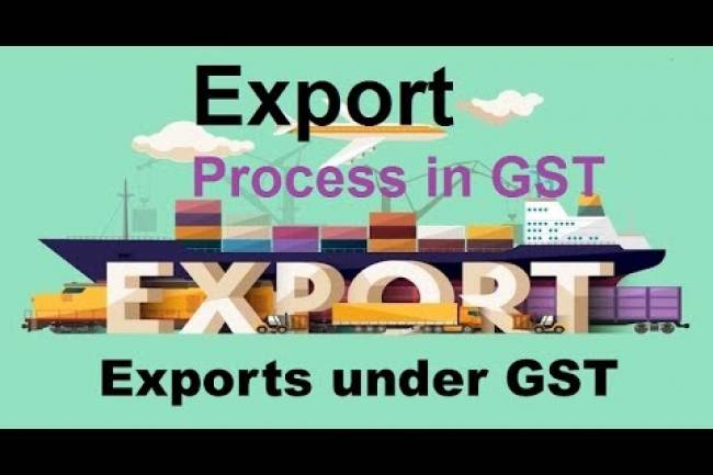 GST on export of services in India – A complete procedure to export services under GST regime with filing of LTU/Bond for export under GST