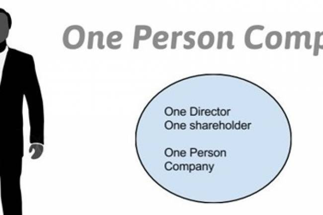 What are the hidden yearly costs of a one person company (OPC) in India?