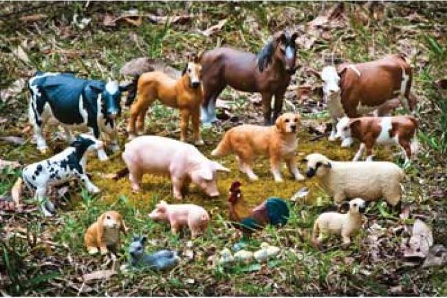 GST Tax Rates for Live Animals & Live horses (Livestock) – Chapter-1