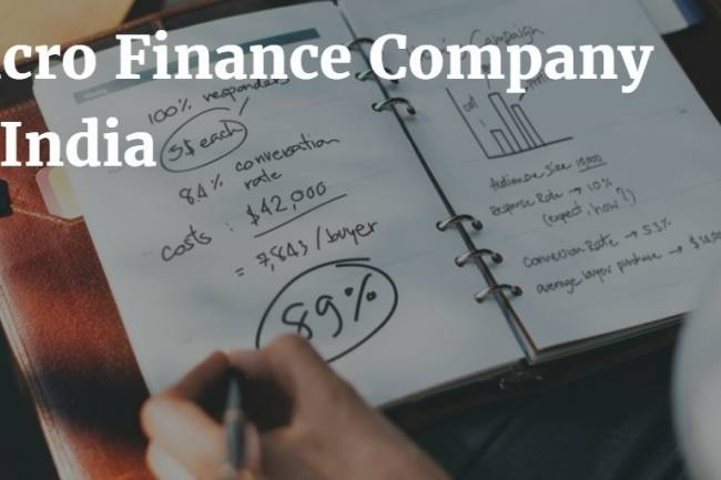All About MicroFinance Company Registration– The cheapest way to start the Micro Finance Company in India