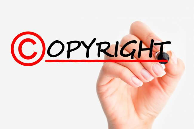 Important facts of Copyright
