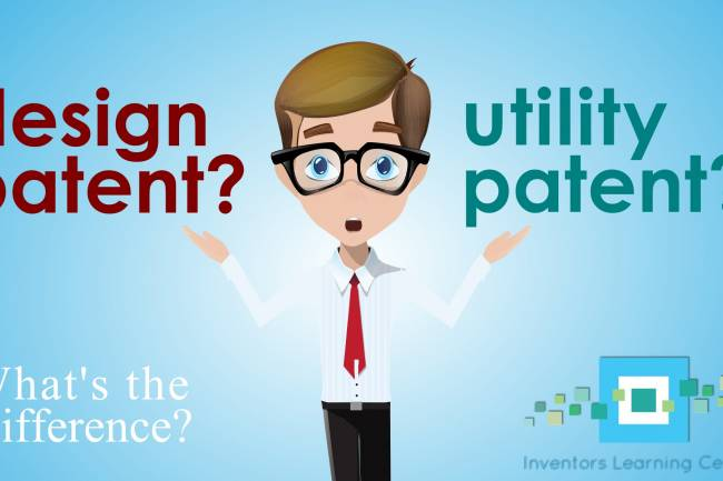 Difference between Utility patent and Design patent