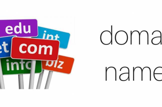 Trademark of Domain names