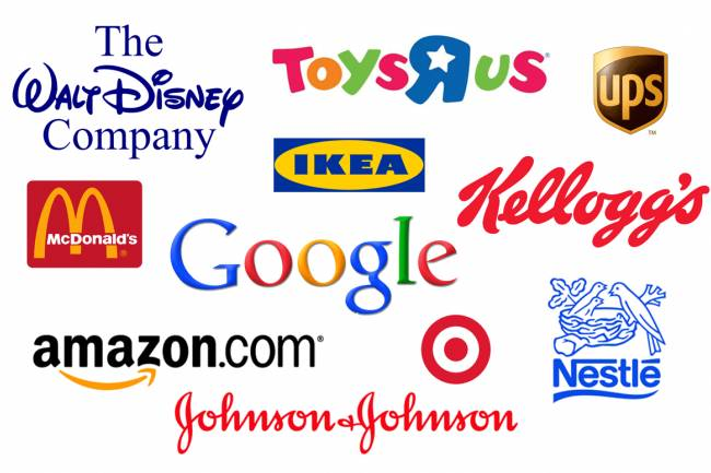 Well Known Brands of Trademarks