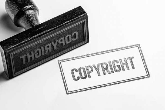 COPYRIGHT THE CONTENT OF WEBSITE