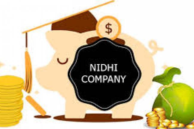 Can a company, trust become the members in the Nidhi Company?