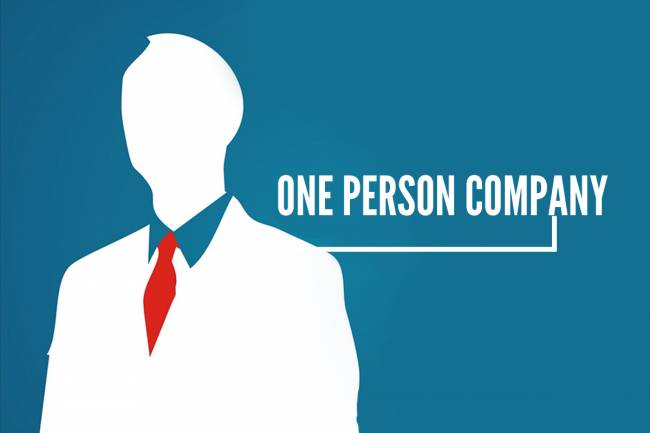 What is a difference between sole Proprietorship and One Person Company (OPC)?