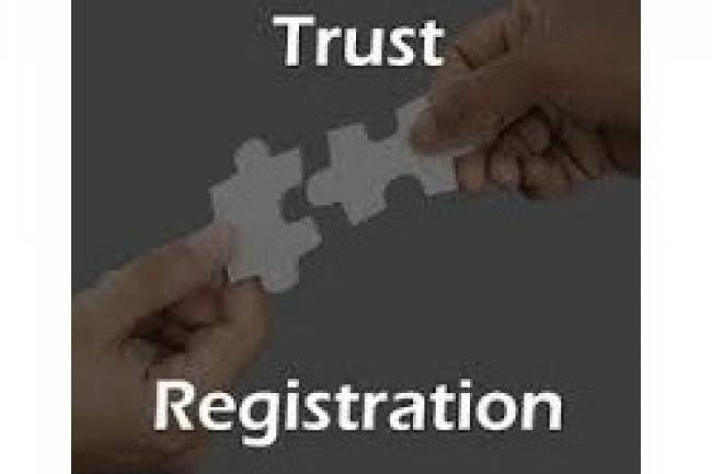 HOW A TRUST IS REGISTERED?