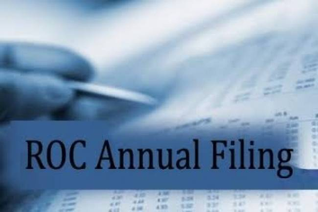 WHAT IS THE PROCEDURE OF ANNUAL E-FILING OF THE COMPANY?