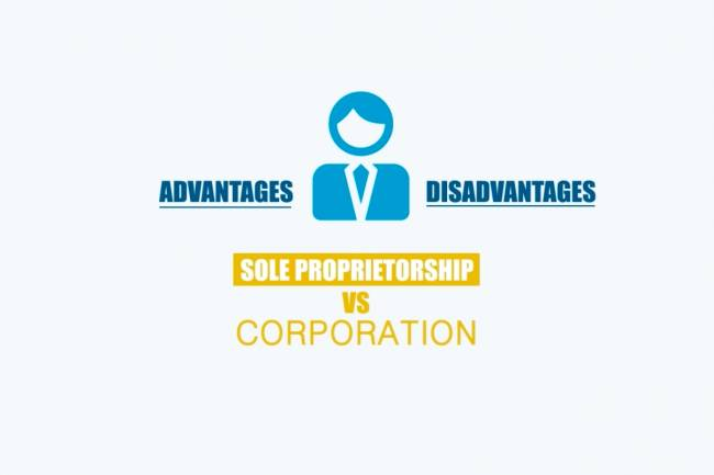 Proprietorship Firm vs Private Limited Company : Advantages And Disadvantages