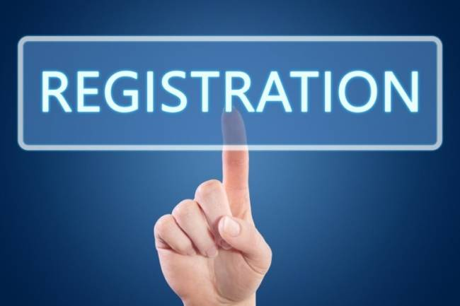 How much time does it take for the registration of a patent?