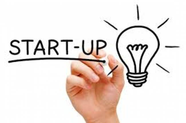 Can a food catering business be recognized as startup in India?