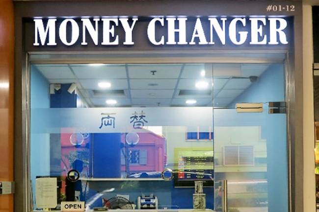What is a full fledged money changer?