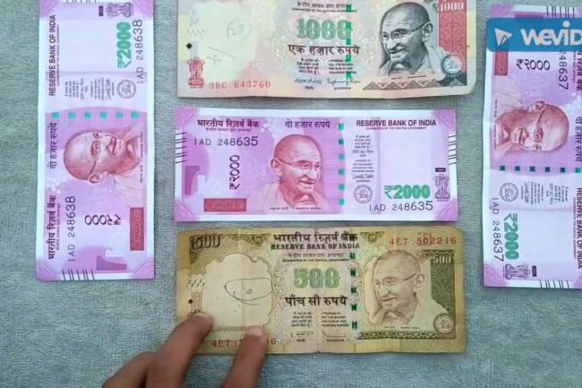 Short term & long term impact of Currency Demonetization for Indian Economy