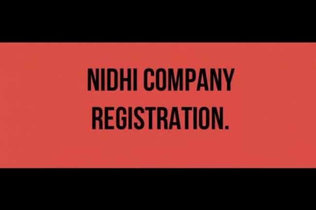 How much money do I need to start a Nidhi Company?
