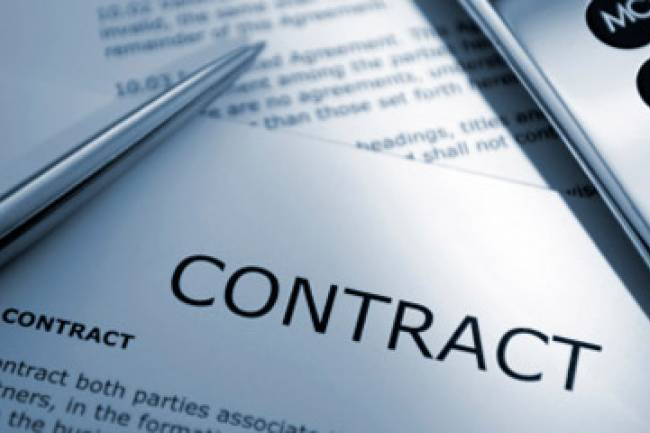 What is Standard form contract?