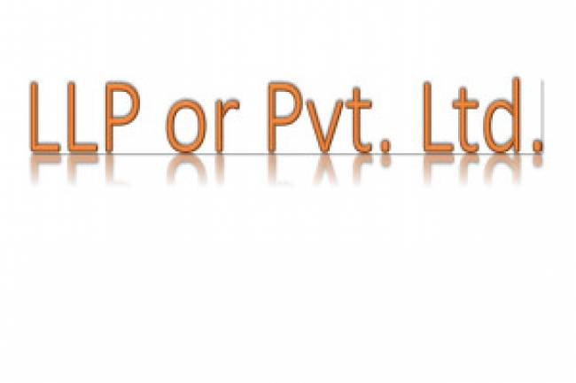 Comparison between LLP and Private Limited Company